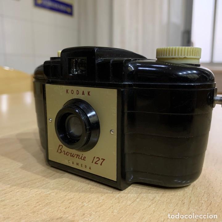 Cámara de fotos: KODAK BROWNIE 127 - Foto 3 - 198983260