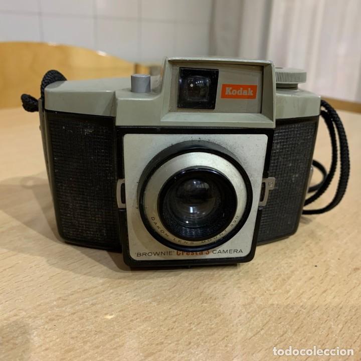 Cámara de fotos: KODAK BROWNIE CRESTA 3 - Foto 2 - 198983438