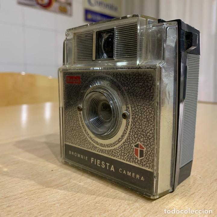Cámara de fotos: KODAK BROWNIE FIESTA - Foto 3 - 198983668