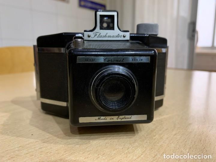 Cámara de fotos: CORONET FLASHMASTER - Foto 2 - 198983900