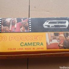 Cámara de fotos: CÁMARA 110 POCKET. Lote 199941945