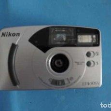 Cámara de fotos: ANTIGUA CAMARA DE FOTOS NIKON EF400SV CON FUNDA NIKON. Lote 199951798