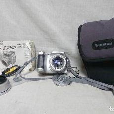 Cámara de fotos: CÁMARA DE FOTOS FUJIFILM S3000, DIGITAL. Lote 205867627