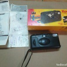 Cámara de fotos: KODAK COMPACTA. KB 10. Lote 206270368