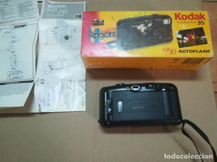 Cámara de fotos: Kodak compacta. KB 10 - Foto 2 - 206270368