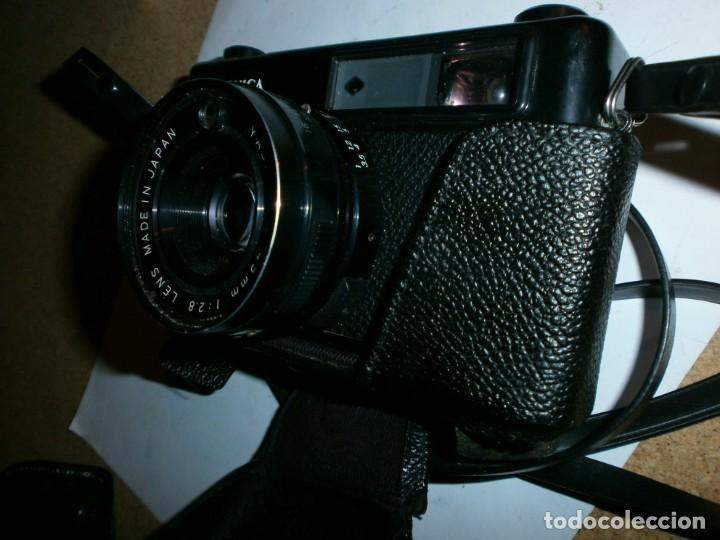 Cámara de fotos: MAQUINA DE FOTOS YASHICA MG-1 - Foto 3 - 206561051