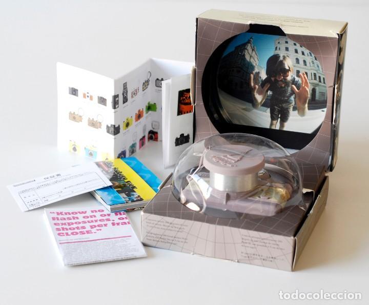 Cámara de fotos: Cámara fotográfica Lomography Voyager Fisheye 2. Edición limitada. En su caja original, con manual - Foto 2 - 206814778