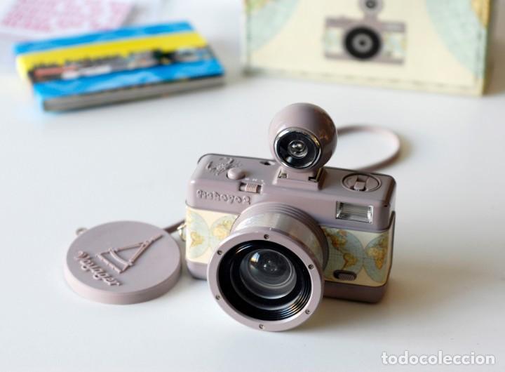 Cámara de fotos: Cámara fotográfica Lomography Voyager Fisheye 2. Edición limitada. En su caja original, con manual - Foto 6 - 206814778