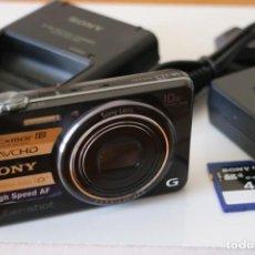 Cámara de fotos: CAMARA DIGITAL SONY EXMOR R CMOS SENSOR 18 MEGA PIXELES. Lote 207269281