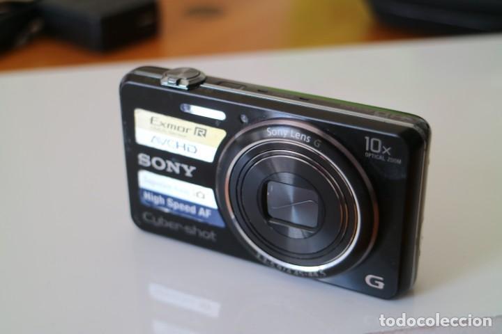 Cámara de fotos: CAMARA DIGITAL SONY EXMOR R CMOS SENSOR 18 MEGA PIXELES - Foto 3 - 207269281
