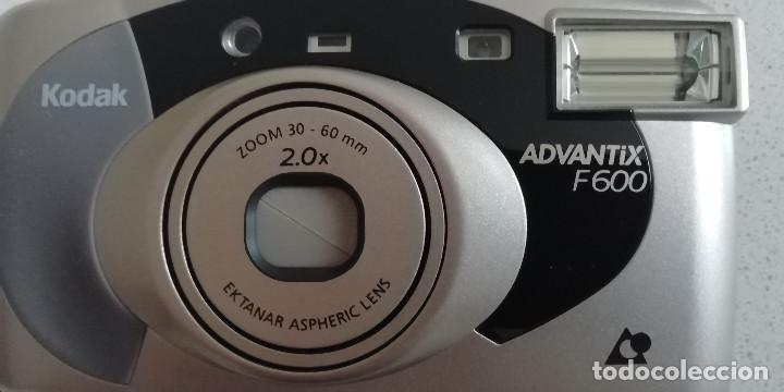 Cámara de fotos: CAMARA KODAK ADVANTIX F600 ZOOM - Foto 6 - 207468621