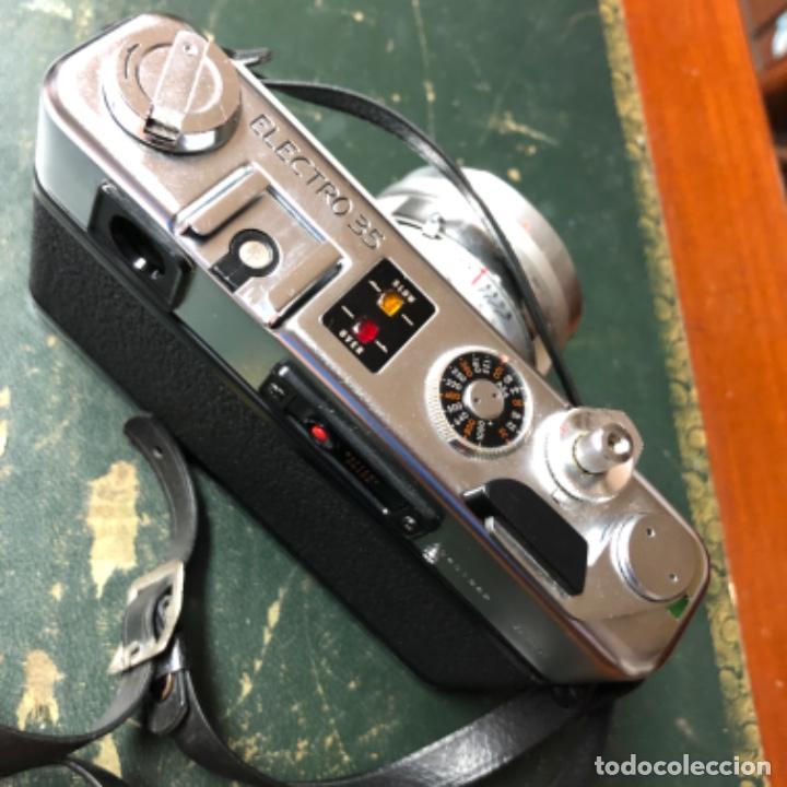 Cámara de fotos: Cámara compacta Yashica G electro 35 - Foto 3 - 210058372