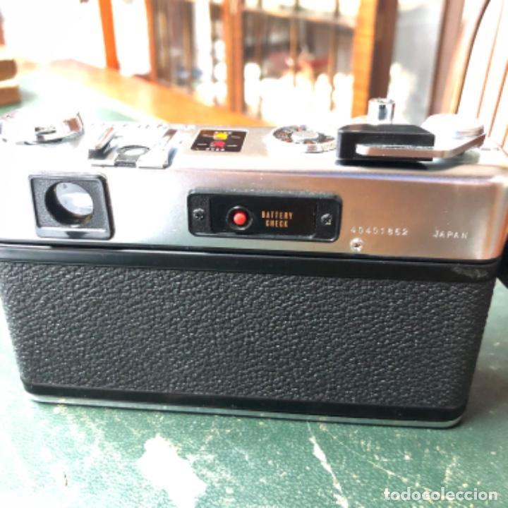 Cámara de fotos: Cámara compacta Yashica G electro 35 - Foto 6 - 210058372