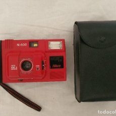 "Cámara de fotos: CAMARA ANALOGICA COMPACTA NICE N-600 "" RARA "". Lote 210103355"