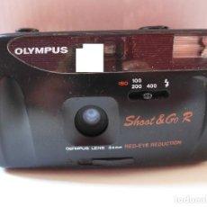 Cámara de fotos: CAMARA DE FOTOS OLYMPUS SHOOT & GO R. Lote 211732178