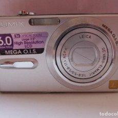 Cámara de fotos: CAMARA DE FOTOS PANASONIC LUMIX DMC-FX9. Lote 212405573
