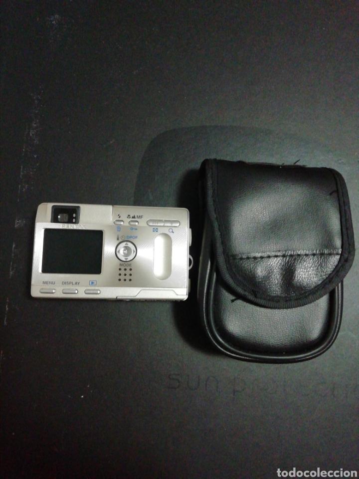 Cámara de fotos: Cámara de fotos digital Pentax Optio - Foto 2 - 212431240