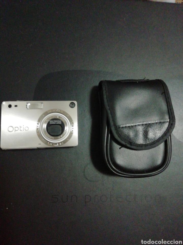CÁMARA DE FOTOS DIGITAL PENTAX OPTIO (Cámaras Fotográficas - Panorámicas y Compactas)