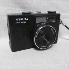 Cámara de fotos: CÁMARA DE FOTOS WERLISA CLUB COLOR. Lote 213411756