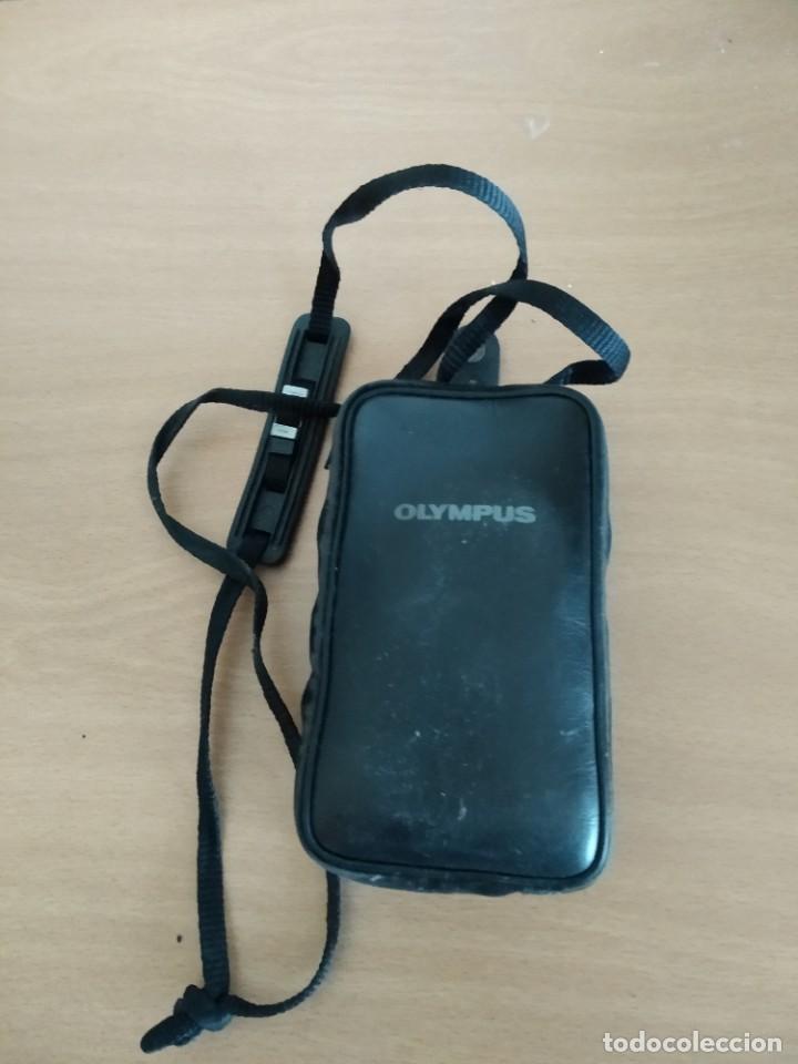 Cámara de fotos: Camara de fotos olympus (infinity zoom 200, con su funda - Foto 2 - 215448530