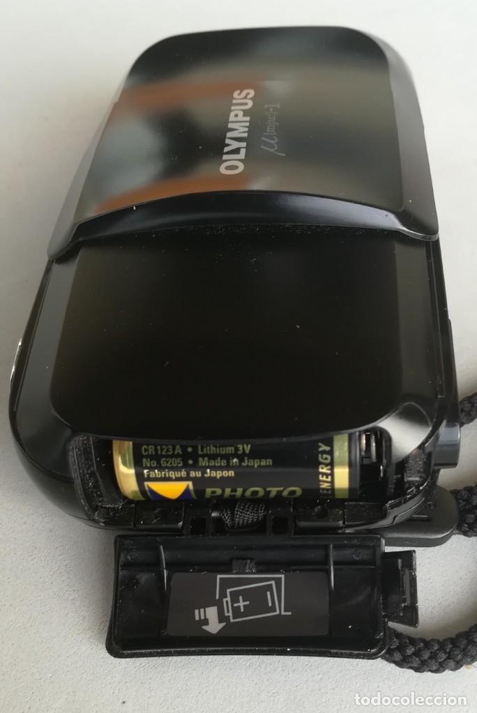 """Cámara de fotos: BLACK FRIDAY - U [mju:]-1 AF 35 mm. 1:3.5 + Manual + funda rígida """"PARA COLECCIONISTAS"""" - Foto 11 - 215740350"""