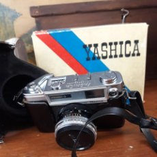 Cámara de fotos: YASHICA CF 2.8 EN CAJA. Lote 217244505