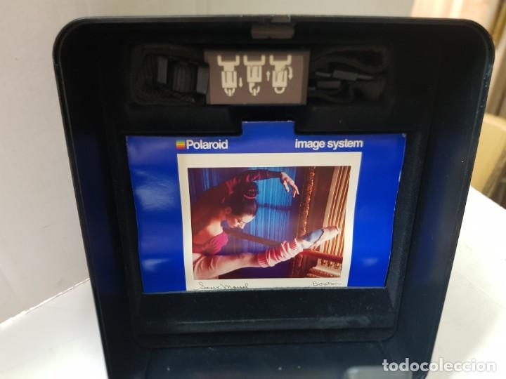 Cámara de fotos: Cámara Polaroid Image System en caja original y manual - Foto 5 - 217567951