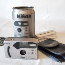 Câmaras de fotos: COMPACTA DE NIKON CON OBJETIVO GRAN ANGULAR DE 28 MM.. Lote 218228608