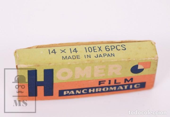 Cámara de fotos: Cámara Espía Toyoca en Miniatura con Funda Original y Película Homer Film - Japón, Años 60 - Foto 9 - 218598816