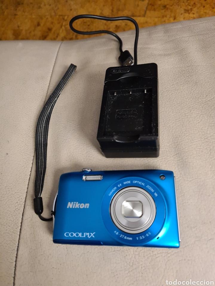 Cámara de fotos: Camara digital 16,0 MP Nikon - Foto 2 - 218638043