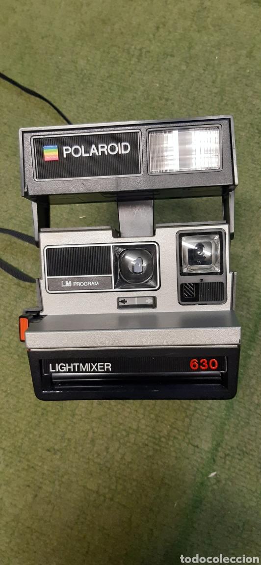 CAMARA POLAROID LIGHTMIXTER 630 (Cámaras Fotográficas - Panorámicas y Compactas)