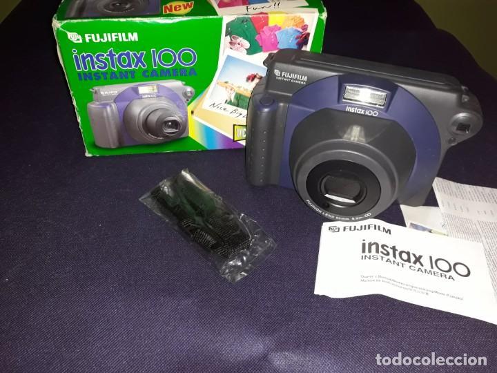 Cámara de fotos: Cámara Fotografica Fujifilm Instax 100 - Foto 2 - 221146672