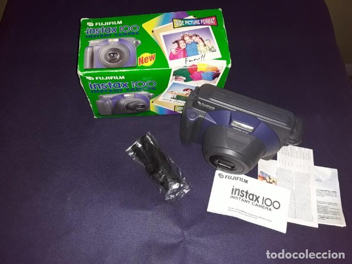 Cámara de fotos: Cámara Fotografica Fujifilm Instax 100 - Foto 3 - 221146672