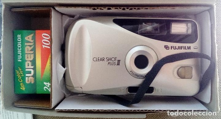 FUJIFILM CLEAR SHOT PLUS III (Cámaras Fotográficas - Panorámicas y Compactas)