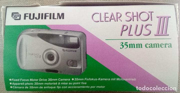 Cámara de fotos: Fujifilm Clear Shot Plus III - Foto 3 - 221501915