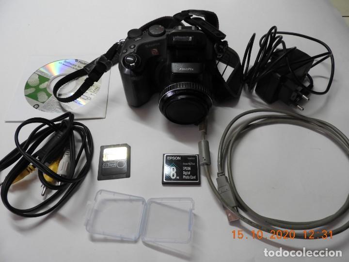 CAMARA DIGITAL FUJIFILM FINEPIX S602 Z (Cámaras Fotográficas - Panorámicas y Compactas)