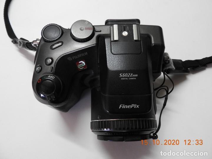 Cámara de fotos: Camara digital Fujifilm Finepix S602 Z - Foto 3 - 221889278