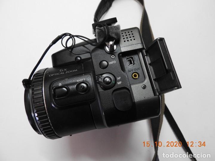 Cámara de fotos: Camara digital Fujifilm Finepix S602 Z - Foto 6 - 221889278