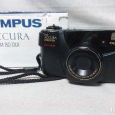 Cámara de fotos: CAMARA DE FOTOS OLYMPUS ACCURA ZOOM 80 DLX. Lote 223144293