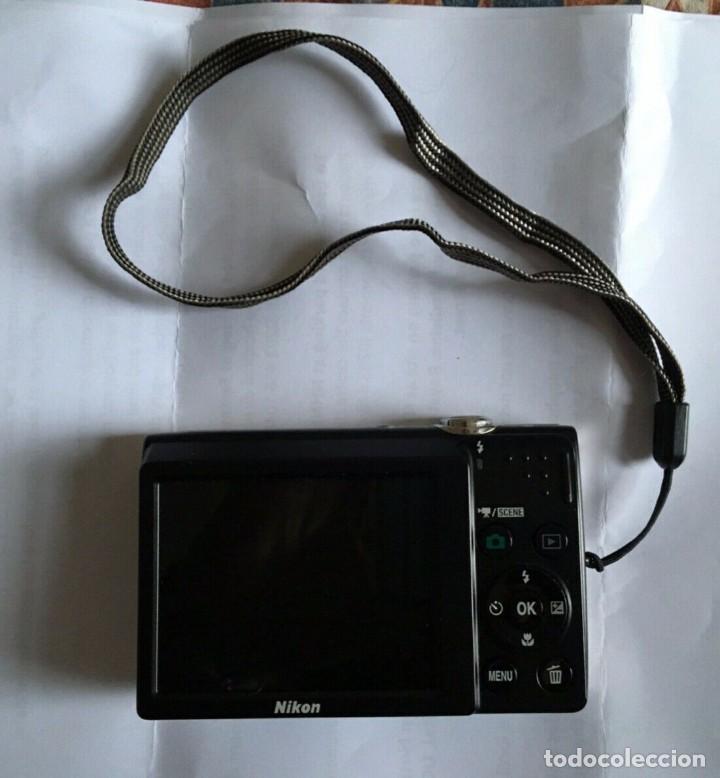 Cámara de fotos: cámara digital compacta nikon coolpix S3000 silver.en su caja original.regalo trípode araña. - Foto 3 - 223285085