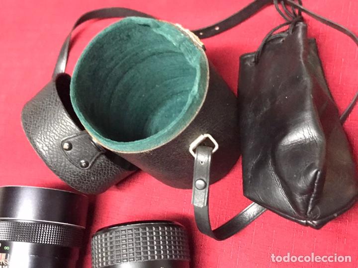 Cámara de fotos: CAMARAS ZENIT. LOTE DE CAMARAS,OBJETIVOS Y FLAS - Foto 15 - 224393558