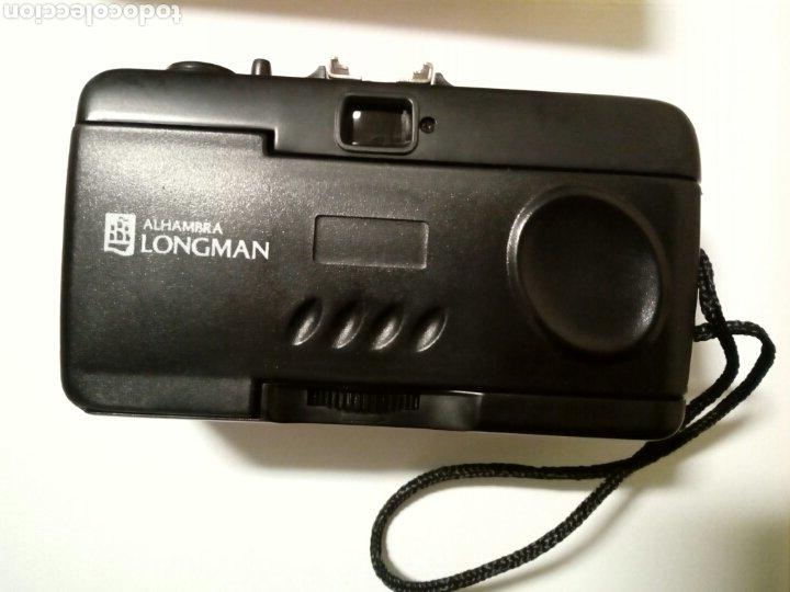 Cámara de fotos: Cámara de 35mm 100% de plástico - Promocional Ed. Alhambra Longman - Lomo, Lomography, Hipster - - Foto 4 - 225807571