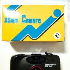 Cámara de fotos: CÁMARA DE 35MM 100% DE PLÁSTICO - PROMOCIONAL ED. ALHAMBRA LONGMAN - LOMO, LOMOGRAPHY, HIPSTER -. Lote 225807571