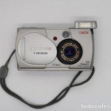 Cámara de fotos: CAMARA OLYMPUS CAMEDIA C220 ZOOM . 2.0 MP . AÑO 2002 . FUNCIONANDO. Lote 226882165
