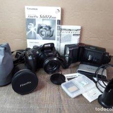 Cámara de fotos: FUJIFILM FINEPIX S602 ZOOM SUPER CCD CON TODOS SUS ACCESORIOS.. Lote 231168635