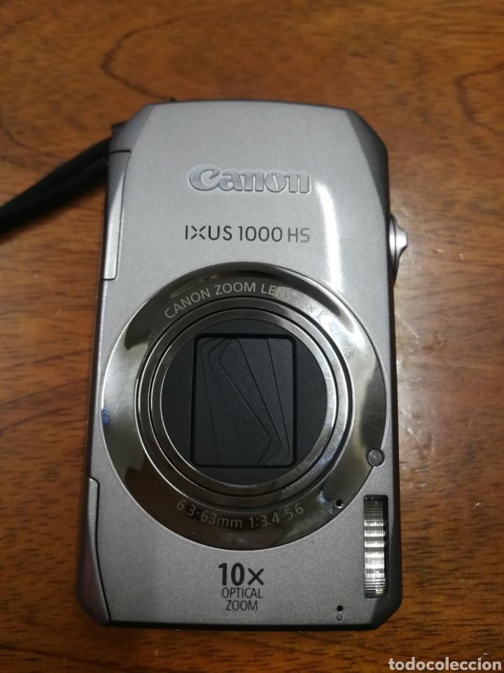 Cámara de fotos: Camara Canon ixus 1000 hs - Foto 3 - 231456090