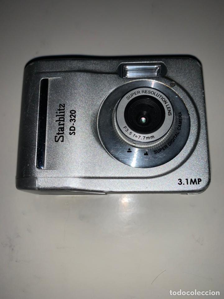 Cámara de fotos: Lote 2 cámaras canon powershot A495 y starblitz - Foto 2 - 232533320