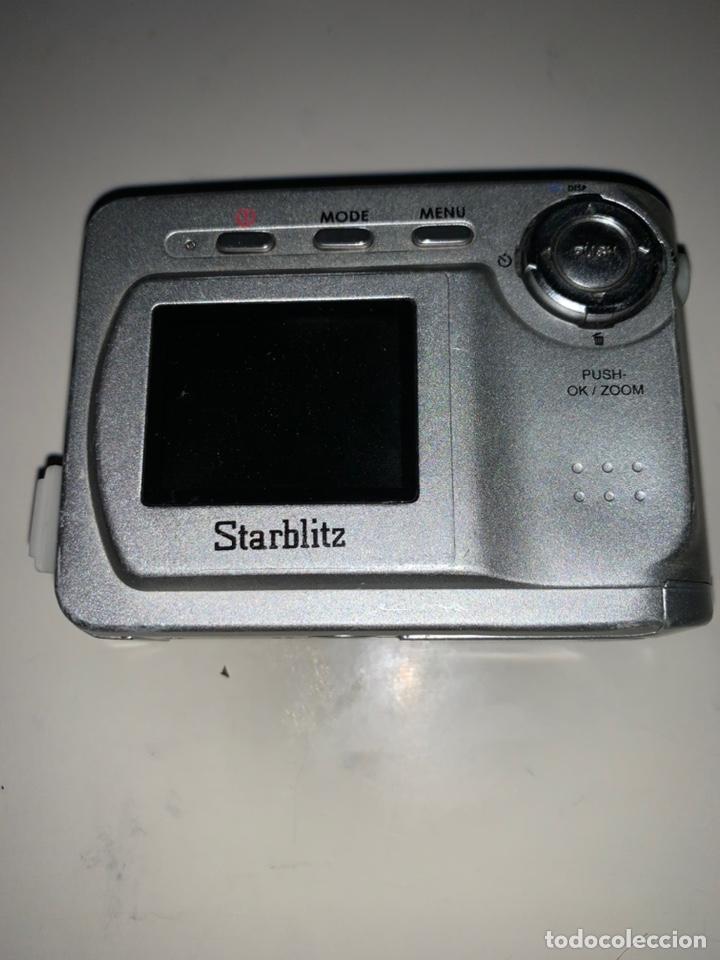 Cámara de fotos: Lote 2 cámaras canon powershot A495 y starblitz - Foto 3 - 232533320
