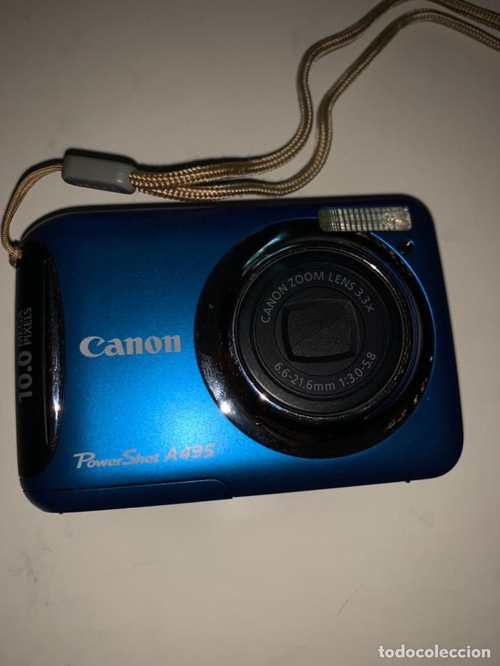 Cámara de fotos: Lote 2 cámaras canon powershot A495 y starblitz - Foto 8 - 232533320