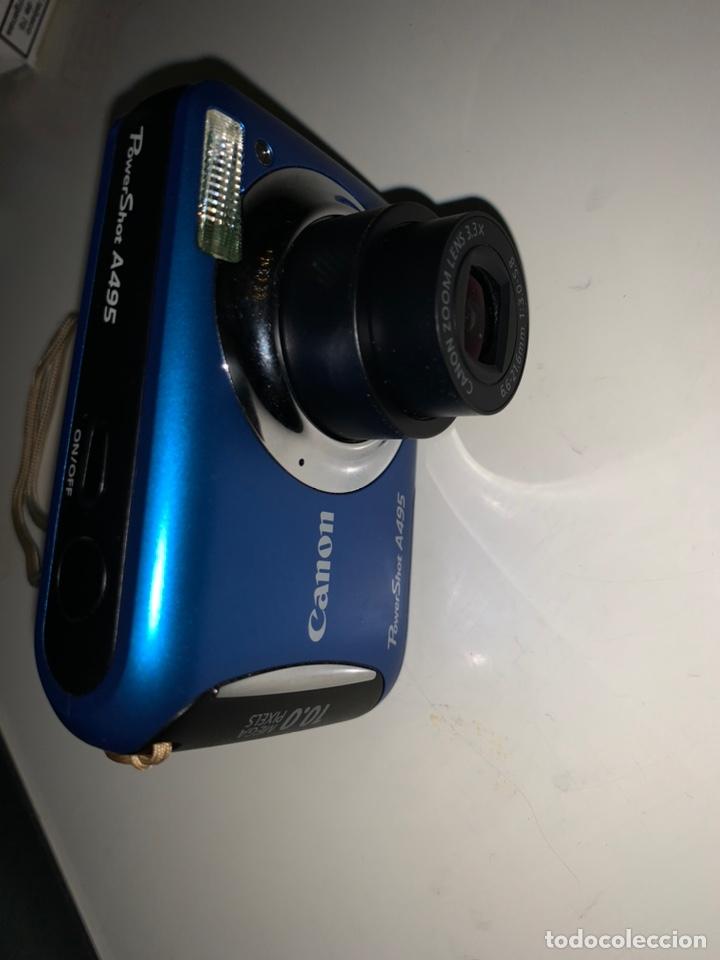 Cámara de fotos: Lote 2 cámaras canon powershot A495 y starblitz - Foto 12 - 232533320